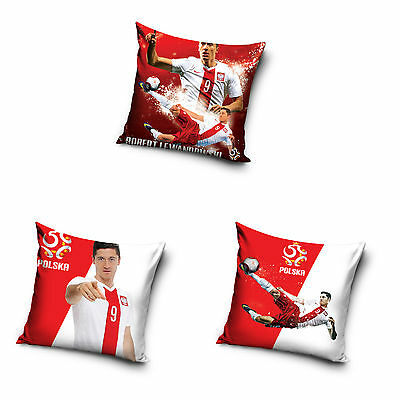 Robert Lewandowski Kissen Pillow Polen Poland Polska 40 x 40 cm