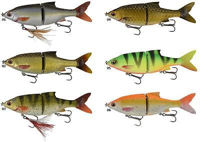 2017 Savage Gear 3D Roach Shine Glider  13,5cm and 18cm slow sinking lures