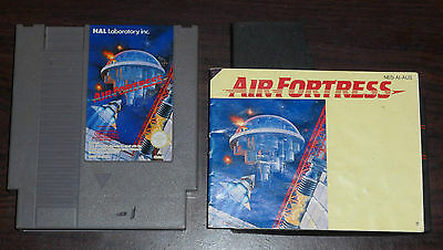 Nintendo NES. Air Fortress with Manual (PAL Australian AUS/EUR)