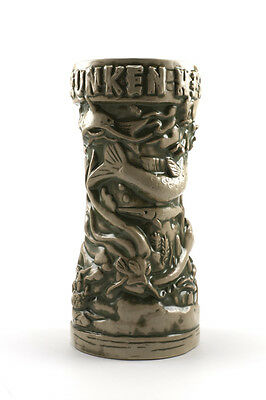 Shrunken Head Tropic Lounge Rivermaid Tiki Mug