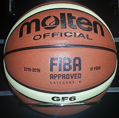 Molten GF6 Official FIBA Indoor Composite