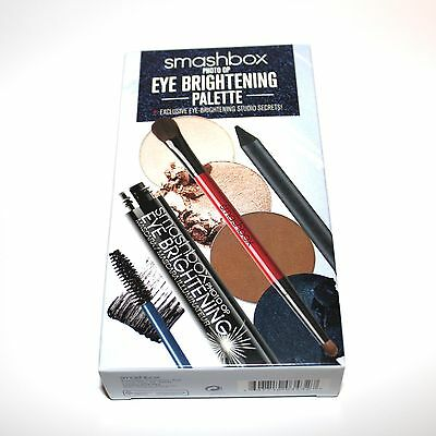 Smashbox Photo Op Eye Brightening Palette: Eye Shadows, Mascara, Eyeliner, Brush