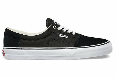 Vans Shoes Rowley Solos Black White Vn-018Ky28