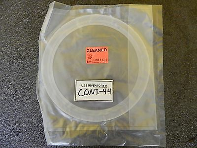 "Lam Research 716-011750-289 8"" Quartz Notch Insert Ring New"