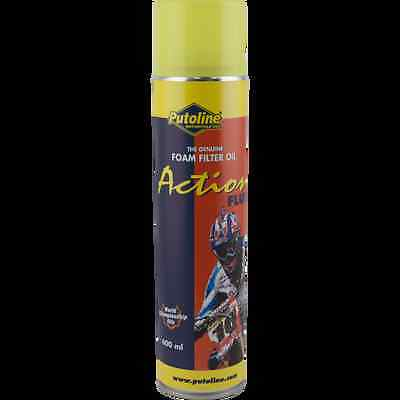 Aceite para filtros de aire Putoline Action Fluid Spray 600ml | Off Road |Espuma