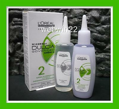 L'OREAL DULCIA Permanent Perm natural to sensitized hair long lasting curl perm