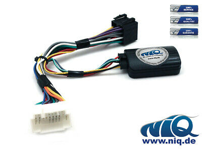 ERISIN Lenkrad Fernbedienung Adapter Suzuki Grand Vitara / Kizashi / Swift / Spl