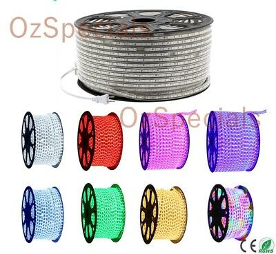 1-100 Meter LED Rope Light (SMD5050) - Indor/Outdoor - Shipped from Melbourne