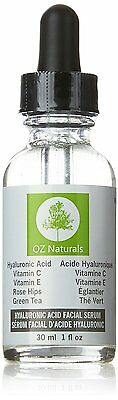 OZ Naturals - THE BEST Hyaluronic Acid Serum For Skin  Potent Anti Aging Wrinkle