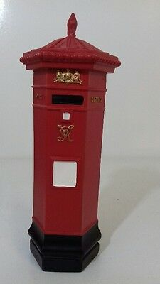 Dolls House Miniatures 1:12th Scale Victorian  Post Box/ Letter Box DF636