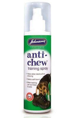 Johnsons anti chew dog training spray 150ml Posted Today if Paid before 1pm