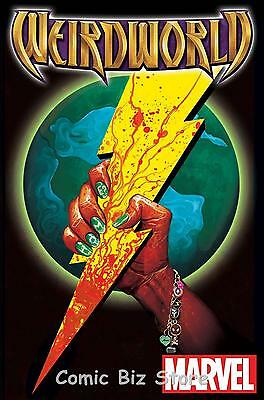 Weirdworld Vol 2 #1 (2016) 1St Printing  Bagged & Boarded