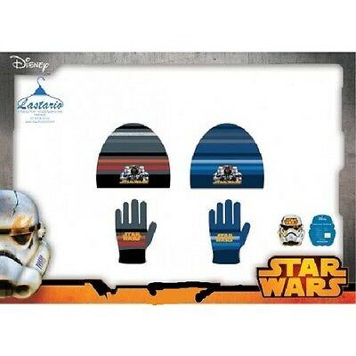 bonnet + gants star wars