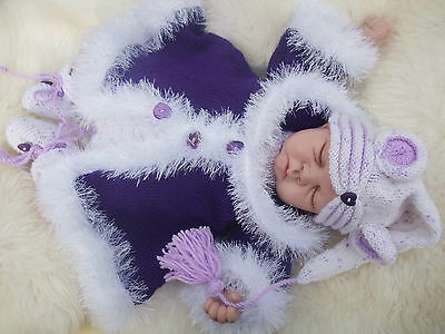 Paper Knitting Pattern To Make Your Own Designer Baby Outfits And Baby Mouse