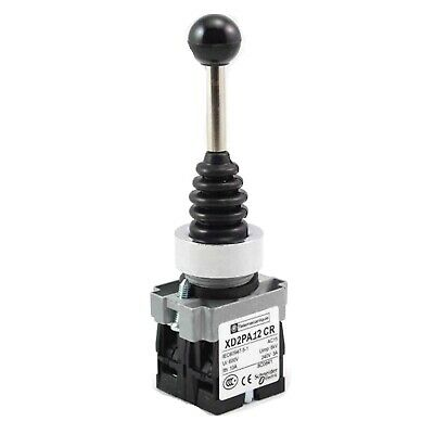 2 Position 2 NO Locked Wobble Stick Switch Replacement Fits XD2PA12