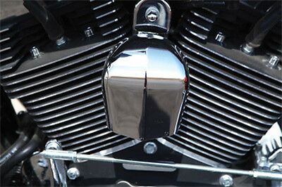 HardDrive Horn Cover (Chrome) 1993-Up Harley Davidson Models