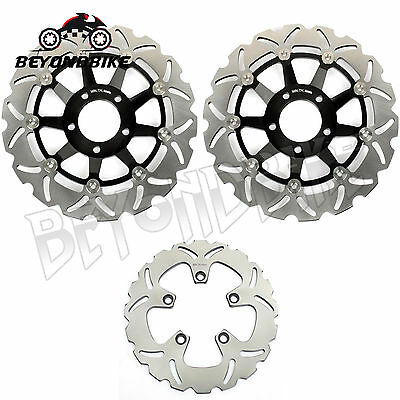 Front Rear Brake Disc Rotor GSX 1200 FS INAZUMA GS SS/ GSF BANDIT S 1200 RF900R