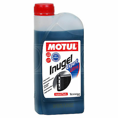 Motul INUGEL EXPERT ULTRA Concentrated Antifreeze / Coolant - 1 Litres 1L