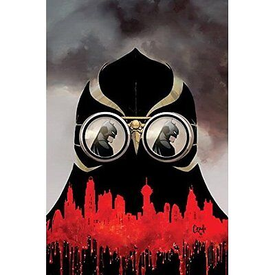 Absolute Batman Court Owls Snyder, Capullo DC Comics Hardback 9781401259105