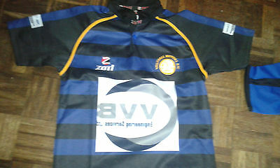Vauxhall Motors RFC Match Worn Rugby Size 42 L shirt