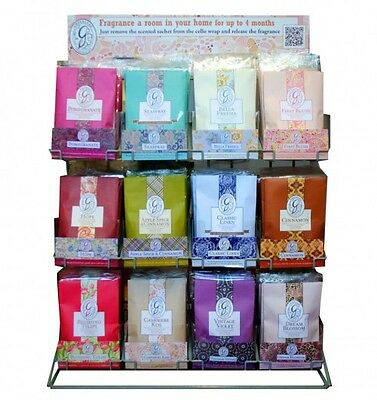Greenleaf and Bridgwater Large Scented Sachets Assortment of Fragrances 115ml