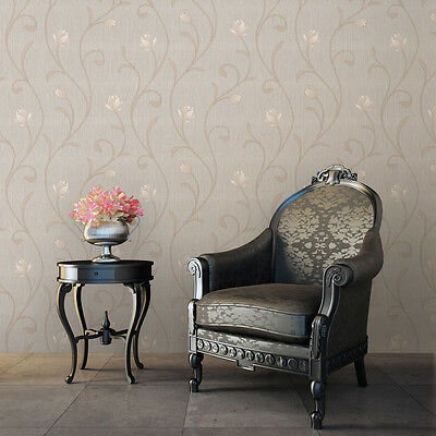 Wallpaper Muriva Lazy Days Multi Home Sweet Home Shabby Chic Style- 102564