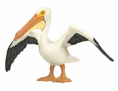 PELICAN 2016 Safari Ltd Wings of the World AMERICAN WHITE 241829