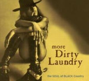 More Dirty Laundry - The Soul Of Black Country 2 - VARIOUS [2x LP]