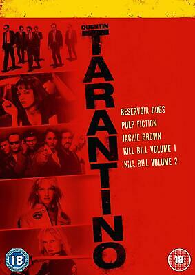 Quentin Tarantino Collection (DVD)