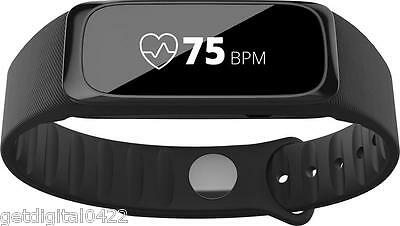 Striiv Fusion Bio Activity Smartwatch with Heart Rate Monitor - 3 Colour bands