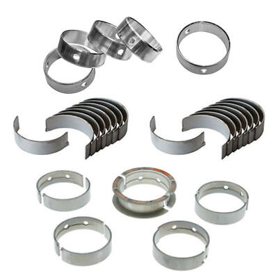 NEW King Connecting Rod Bearing Set CR6680SI0.25 Chevy GMC Buick Olds V6 1980-09