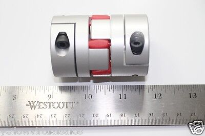"1/2"" x 5/8"" Large Jaw Spider Shaft Coupler Router Servo AC DC Motor CNC Mill"