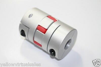 "3/4"" x 1"" Large Jaw Spider Shaft Coupler Router Servo AC DC Motor CNC Mill DIY"