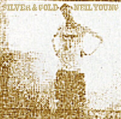 Neil Young : Silver & Gold CD (2000)