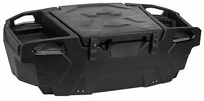 Quadboss 78L Rear Cargo Bed Storage Box Trunk-Arctic Cat Wildcat Trail 2014-2015