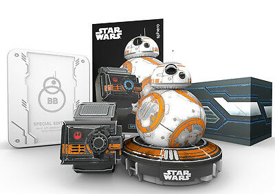 Special Edition Star Wars SPHERO BB-8 App Enabled Droid with FORCE Band