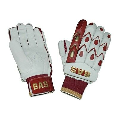 BAS Bow 20/20 Cricket Batting Gloves RH/LH +Free Ship & Inner + Latest AU Stock