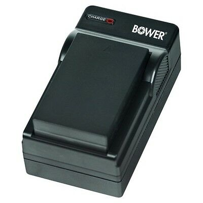 Bower LP-E17 Ultra Rapid Battery Charger for Canon EOS T6i and T6s