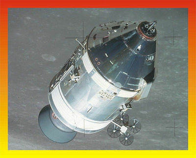 New Ware 1/32 Apollo Exterior Detail Set for Revell - NW070