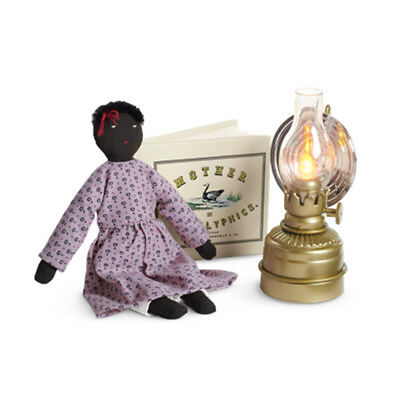 """American Girl ADDY BEDROOM ACCESSORIES BEFOREVER for 18"""" Dolls Ida Lantern NEW"""