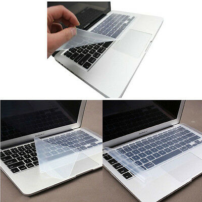 Universal Keyboard Cover Skin Silicone Protector for Laptop Notebook 15''17''