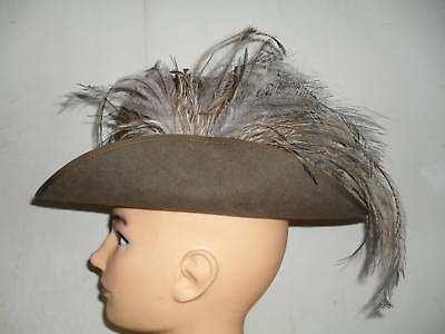 WW1 Australian emu feather hat plume for slouch hat