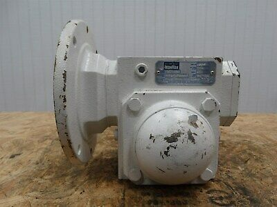 Grove Gear Iron Man NH-BLMQ818-25-L-56(SP) Ratio:25:1 .884HP Torque Out:644