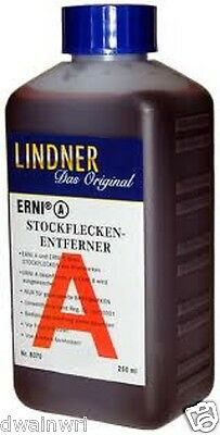 Lindner ERNI A Stamp Care -  Mildew Stain Remover #8070 - Retail $26.95