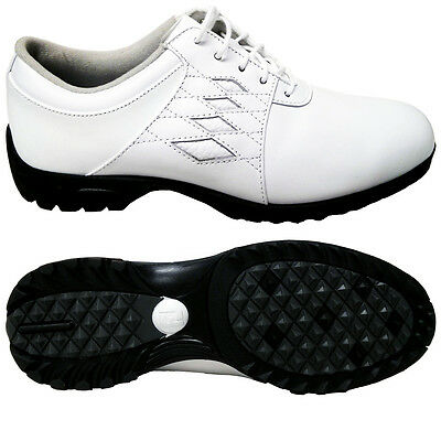 Footjoy Ladies Summer Series Golf Shoes White 2015