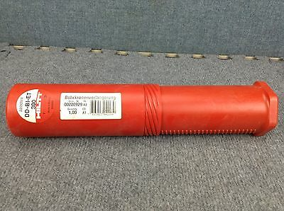 Hilti DD-BI-ET 300 #2225 2 Piece Diamond Core Drill Extension 300mm Long