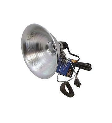 KOEHLER Easy Clamp On Shop Work Light Trouble Lamp 6ft Cord 18/2 Gauge 100w G74