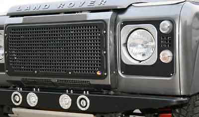 Land Rover Defender Nakatanenga Heritage style grill with or without aircon