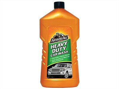 Armour All Heavy Duty Car Wash Shampoo 1 Litre - 26001EN