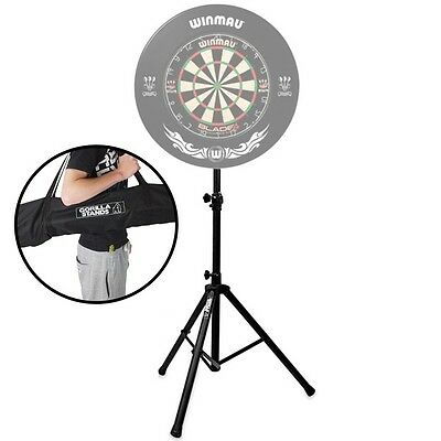 Dartboard Stand Professional Darts Gorilla Arrow Pro Portable Caddy